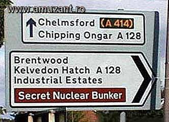 Bunker secret