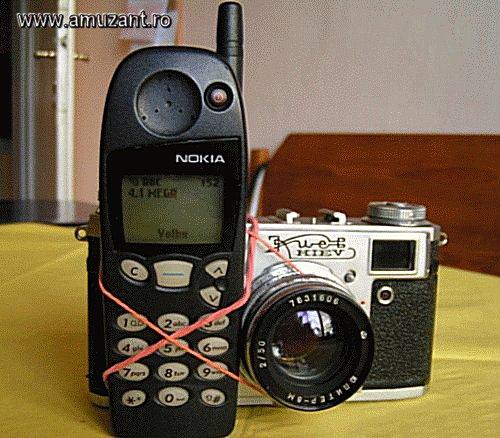 Nokia cu aparat foto